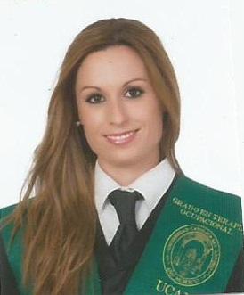 Maria Teresa Hernandez Meseguer Terapeuta Ocupacional Tlf: 608802345 Email: terapiaocupacionalmurcia@gmail.com